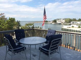 Lagoon Front with bay views - 6 BR  Loveladies LBI