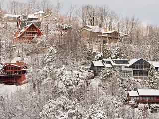 gatlinburg in winter