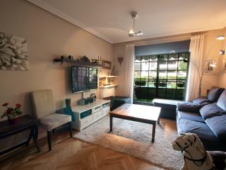 Feel at home in Madrid, best family spot, +  Pool, AC, WiFi, 24h security, come!