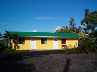 $59! Lemon Cello Cottage! Free Wi-Fi! + No Fees!, Keaau