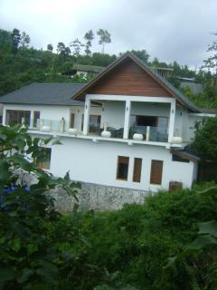 Bali Villa Sartori, a luxury mountain retreat above Lovina