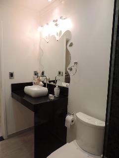 1st floor bathroom vanity