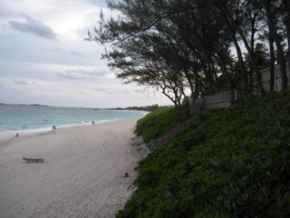Sunrise Beach Club unit #1 - directly on the beach