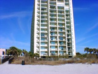 South Hampton Oceanfront 2 Bdm Rental at Kingston, Myrtle Beach