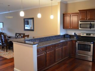 Fully furnished kitchen, a chef's delilght
