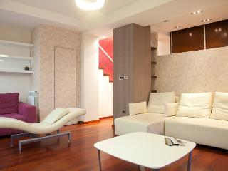 Lux penthouse duplex at Rimski trg, Podgorica