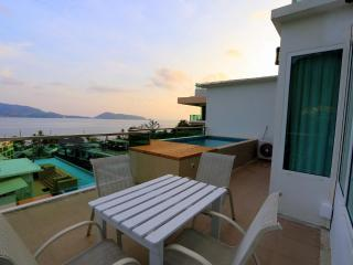 Amazing Sea View Apartment in Patong with Pool