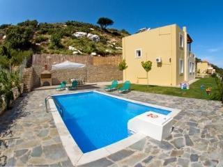 6 guest villa in Rethymno - crete, Rethymnon