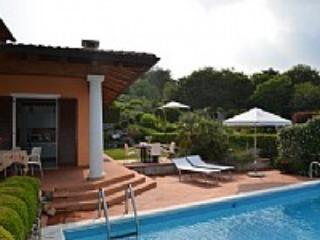 Villa Graziosa, Castelveccana