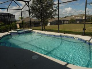 Villa 513 - 4 bed 3 bath villa not overlooked with private north facing Pool/spa