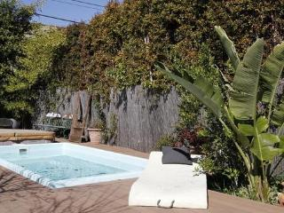 guest house with Pool/Spa, hollywood sign view! Central LA