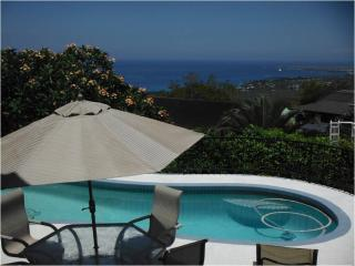 Spectacular Coastline Views/ Pool/Spa! 4 Bedrooms!, Kailua-Kona