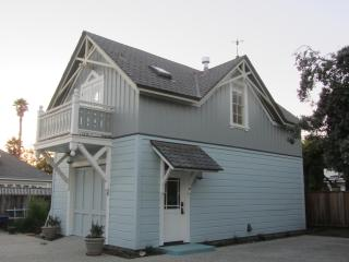 Coastal Victorian Carriage House in Santa Cruz on Scenic West Cliff Drive
