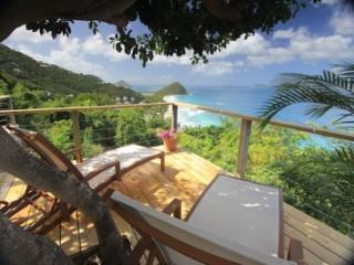 Fantastic views of Apple/Long Bay 3BR., Tortola