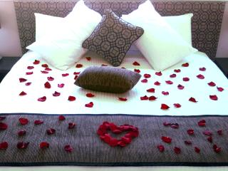 If you are after a romantic getaway, give us a call. We can organise a lovely surprise for your love