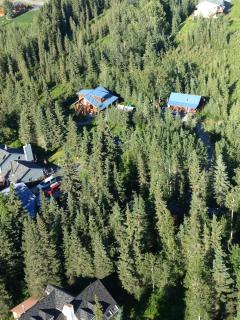 Caribou Crossing Cabins Wilderness Retreat