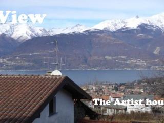 The Artist House on Lake Como, Colico