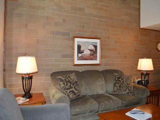 Bigwood Condo D7-1br+loft/2ba, Ketchum