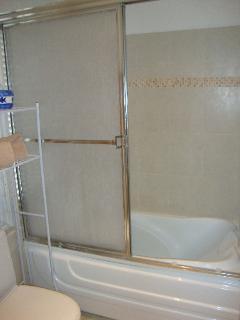 Ensuite Bathroom to Second Bedroom