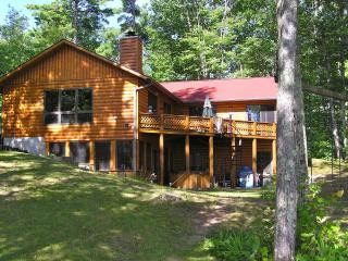 Northern Wisconsin Lakefront home