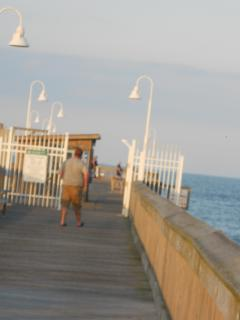 Little Island Fishing Pier