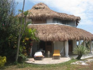 B&B room Mexican House. Panoramic Caribbean views., Isla Mujeres