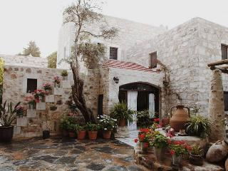 500 years old ottoman building, Bodrum