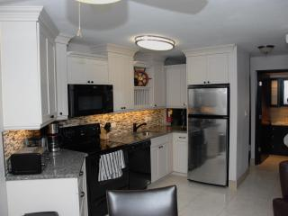 Custom Cabinets w/Granite Tops