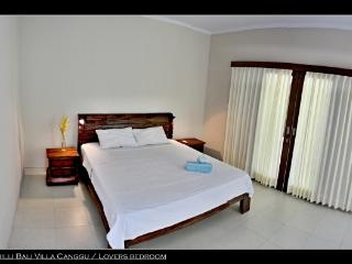 Lovers bedroom in Chilli Villa, Mengwi