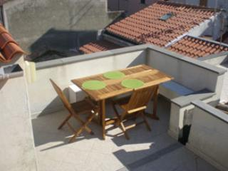 Studio with private terrace with seeview., Alghero