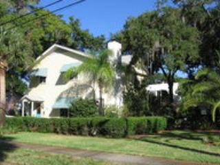 HIstoric home/apartment in the Heart of Tarpon Spr, Tarpon Springs