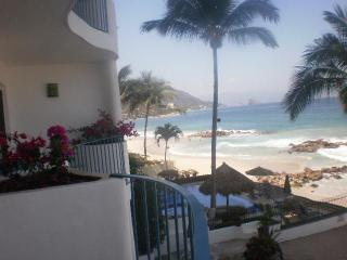 Sandy Beachfront Condo in Puerto Vallarta