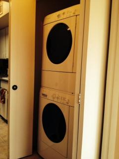 New washer dryer