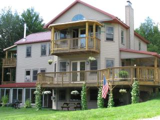 PanoramicView1000 sq ft Guest Quarters Berkshires, Hancock