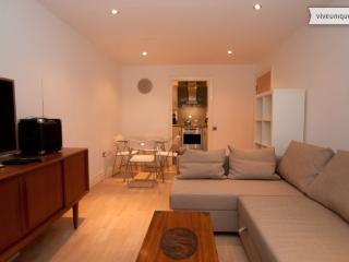 One bed flat in trendy Hoxton Square, London
