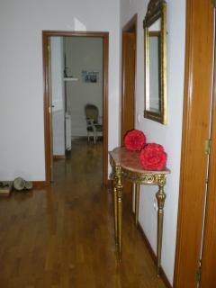 Hall 1 floor