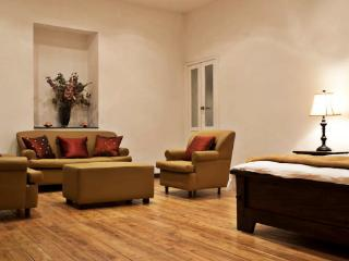 Seating area in Master Bedroom Suite