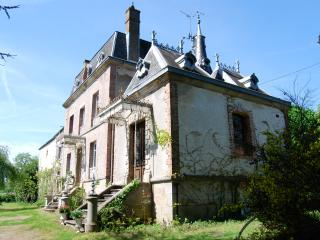 19 th Century Mini Chateau in Limousin France.