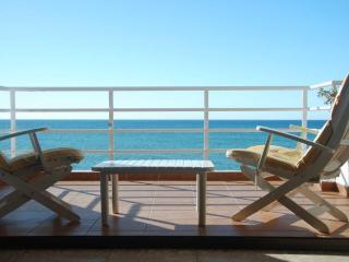 Sea front apartment near Barcelona, Sant Pol de Mar