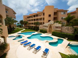 3 bedroom beachfront condo in  Riviera Maya