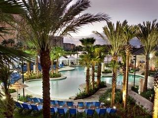 Wyndham Bonnet Creek Resort - 2 BR Deluxe Villa, Orlando