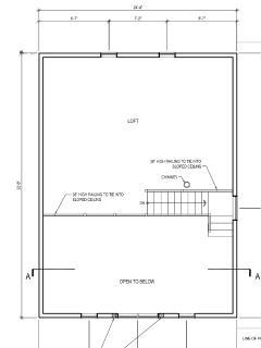 Loft Floorplan