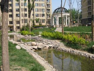 YIZHI nice new 2 bdr apartment  center of beijing
