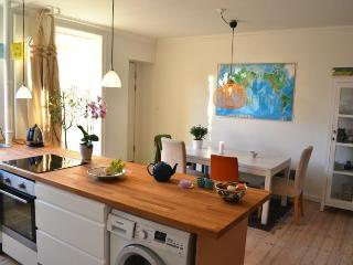 Beautiful, bright Copenhagen apartment at Enghave, Copenhague