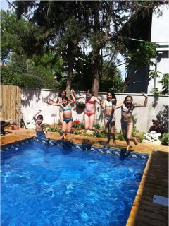 Pool House Villa In Herzeliya Pituach, Herzlia