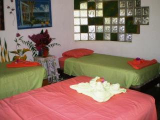 Grote gast kamer slapen 5 of maakt een andere Master slaapkamer met Kingsize Bed