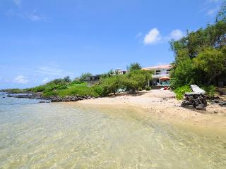 Villa Tropicale on the beach, 20 min. Grand Baie, Roches Noire