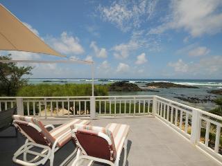 Villa Tropicale on the beach, 20 min. Grand Baie