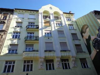 Budapest Sissy Home /  Price hit in Budapest at an art nouveau building