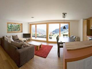 2 bedrooms apartment with amazing view, Verbier